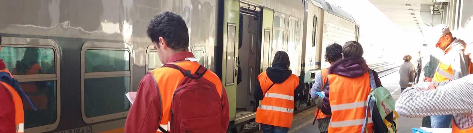 Regione Lombardia: ricerchiamo rilevatori per indagini di customer statisfaction sulla rete ferroviaria lombarda