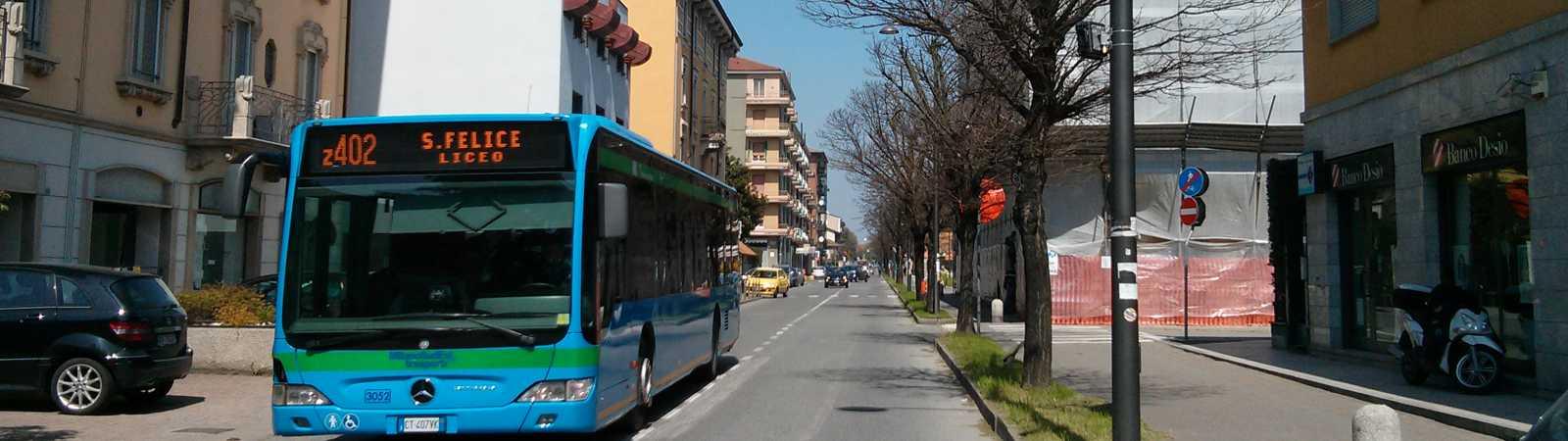 Crema, San Donato e Treviglio: ricerca rilevatori per indagini sulla mobilità dei passeggeri del trasporto pubblico extraurbano dell'area Adda