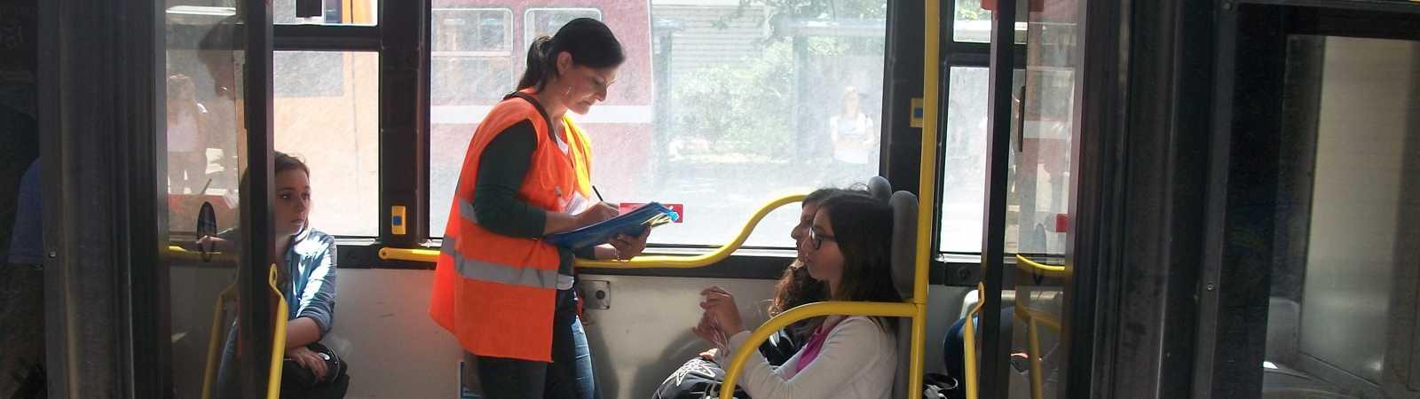 Como e Provincia: ricerca intervistatori per indagine di customer satisfaction sui mezzi di trasporto pubblico