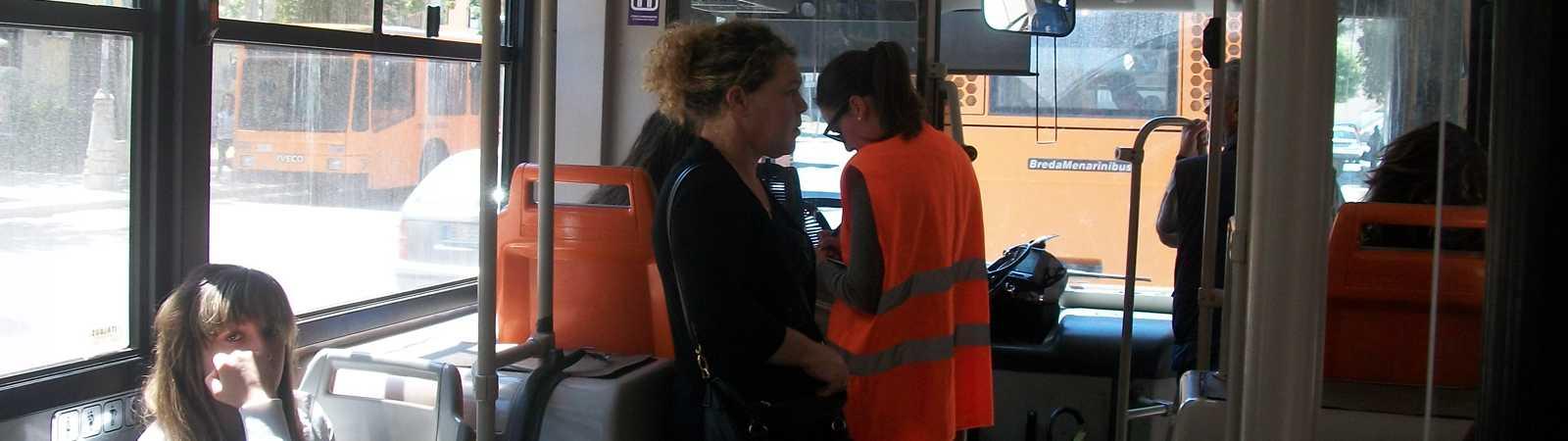 Ricerca intervistatori per indagine di customer satisfaction sui mezzi di trasporto pubblico di Como e Provincia