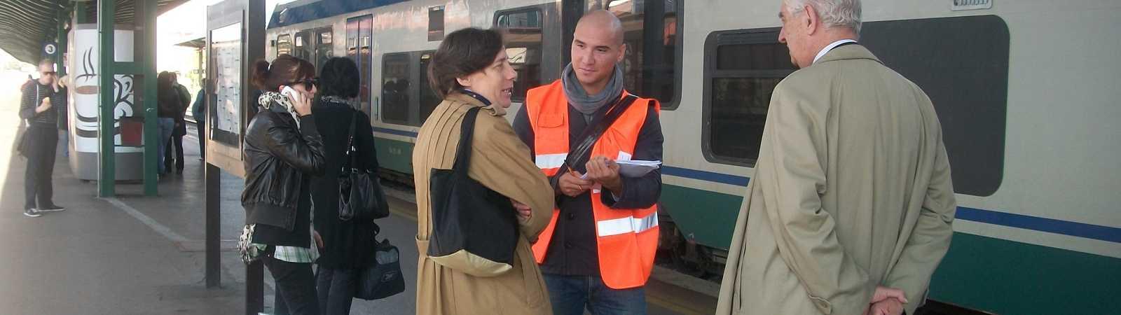 Regione Emilia-Romagna: ricerca intervistatori per indagine sulla mobilità dei passeggeri della rete ferroviaria regionale