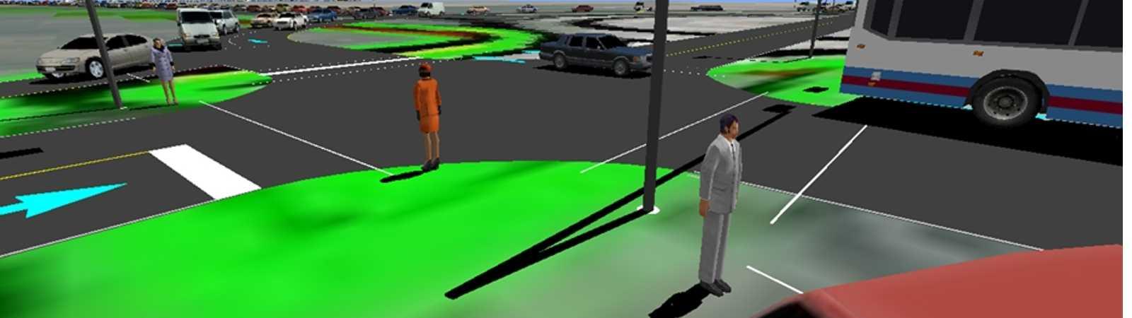 studi sulla mobilita', sui trasporti e sul traffico con il supporto di modelli matematici di macrosimulazione del sistema di trasporto e di microsimulazione del traffico