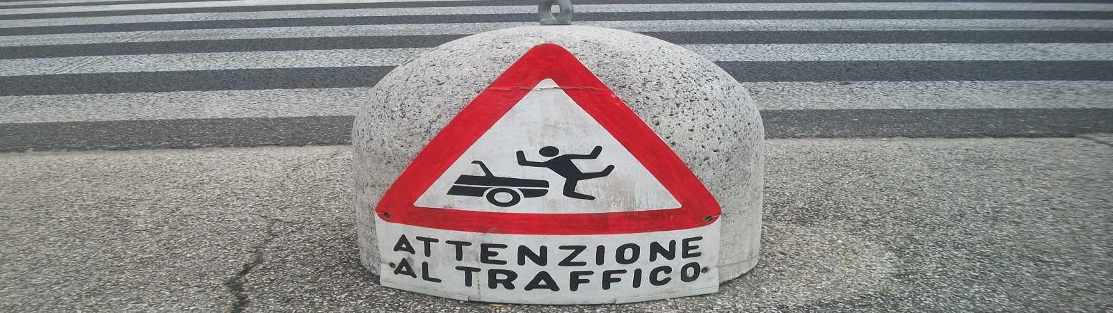 redazione di piani della sicurezza stradale a vari livelli territoriali