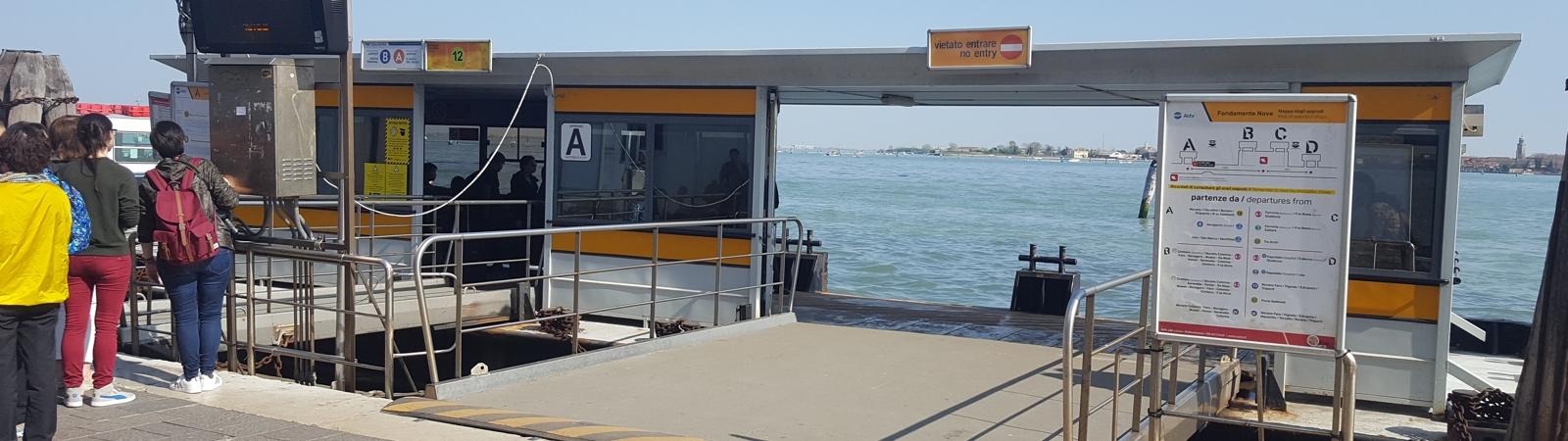 indagini di carico, sulla domanda e mystery client sui sistemi di trasporto marittimi e lacuali