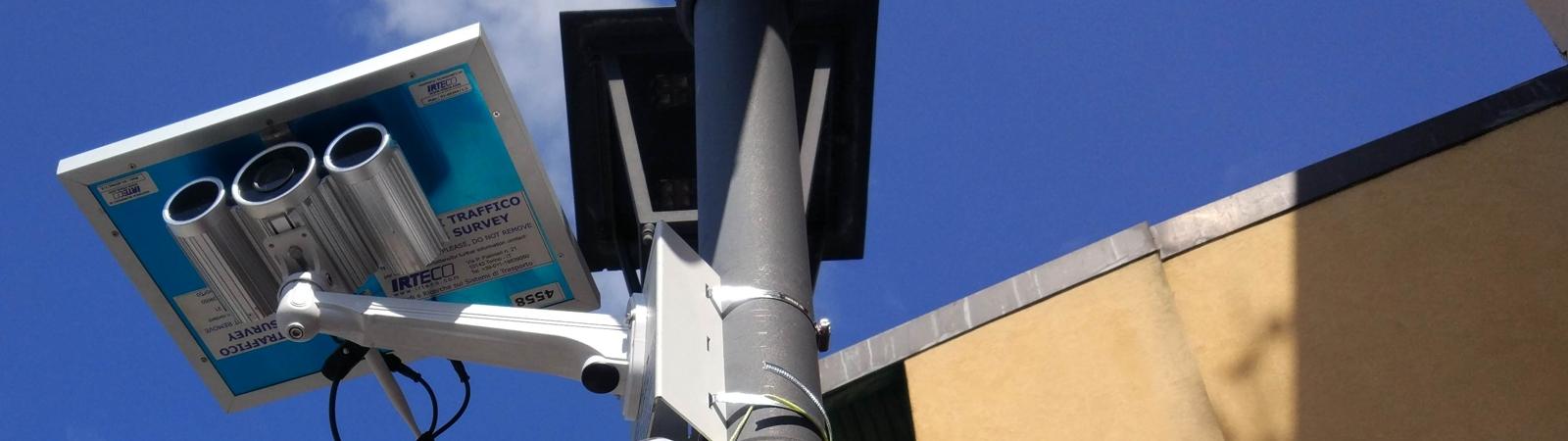 monitoraggio e rilievo del traffico stradale in modalità video assistita: analisi dei flussi di svolta e delle traiettorie veicolari