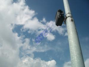 rilievi automatici del traffico stradale con radar